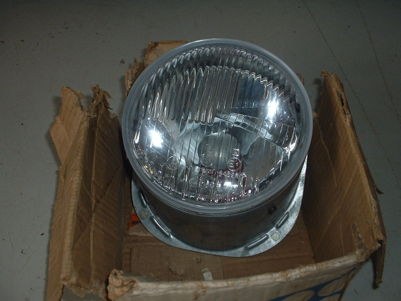 Koplamp bmw 2002 E10
